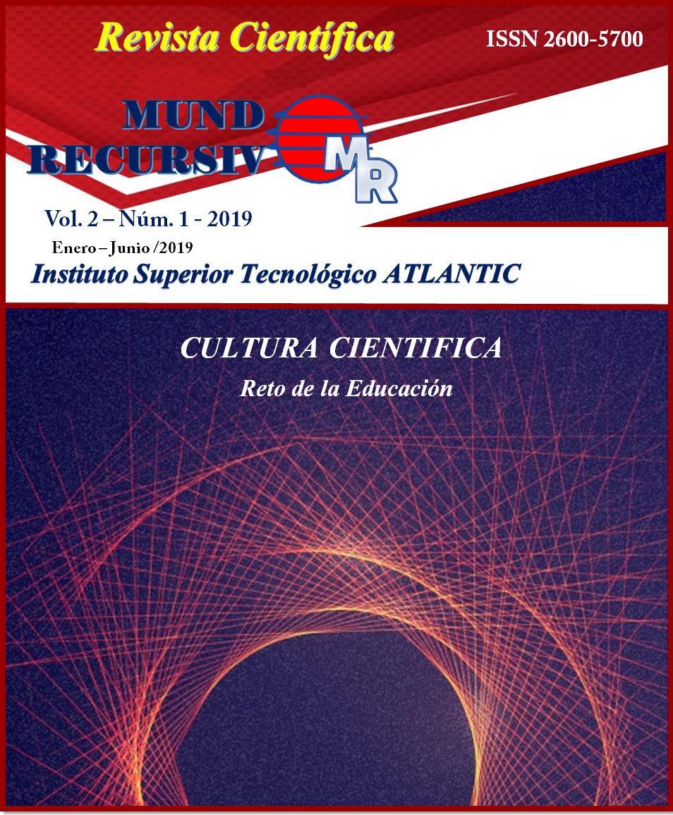 Revista Científica Mundo Recursivo